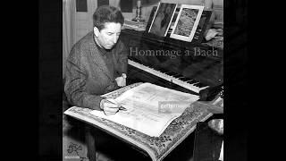 """Henri Dutilleux """"Au gré des ondes"""" - Marco Alpi, piano"""