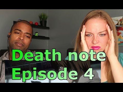 """Death note Episode 4 """"Pursuit"""" (Reaction 🔥)"""
