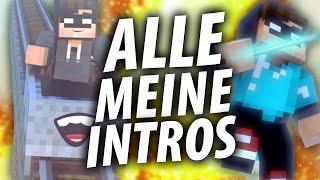 ALLE MEINE INTROS (2013-2016)