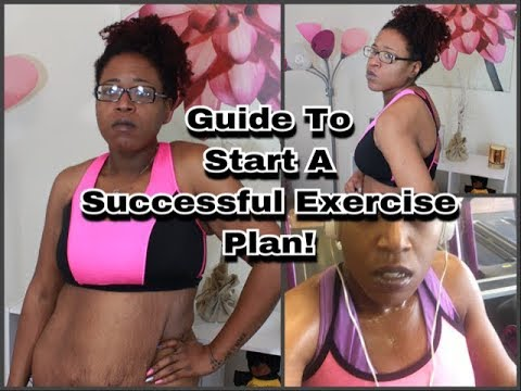 Guide to Start a Successful Exercise Plan