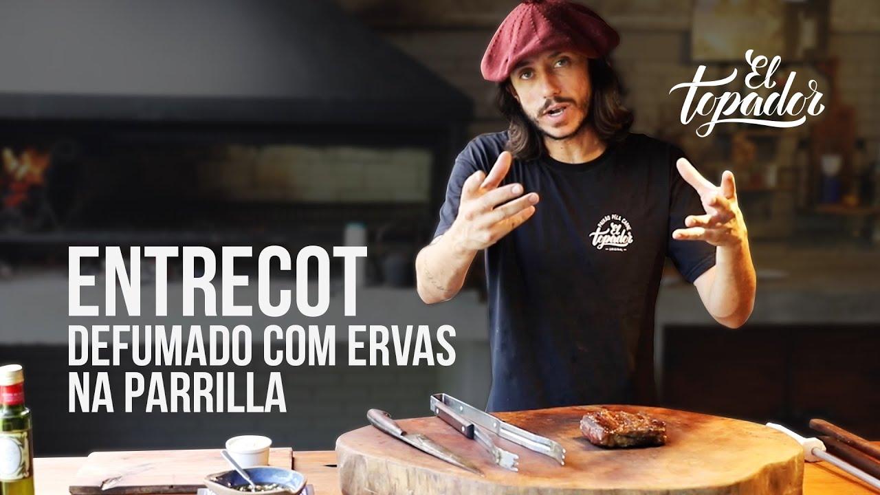 ENTRECOT DEFUMADO COM ERVAS  |  EL TOPADOR