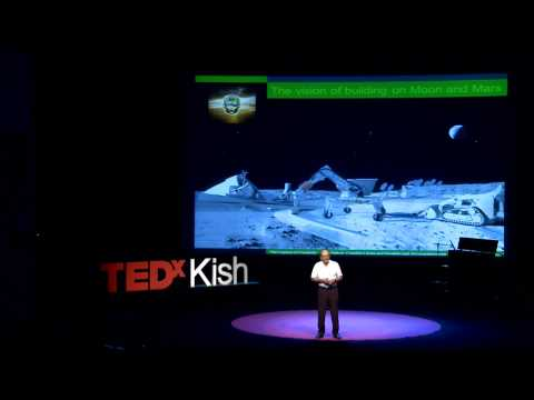 The path to creative living and breakthrough achievements | Behrokh Khoshnevis | TEDxKish