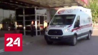 Первые потери Турции в Сирии: убиты два солдата, пятеро ранены