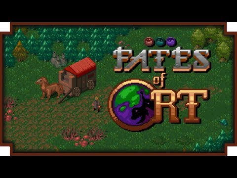 Fates Of Ort - 02 - (Open World Fantasy RPG)
