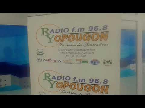 Emission 'Argument 'nterview Mr Sangare Directeur des Programmes de Radio Yopougon avec Seed Stars
