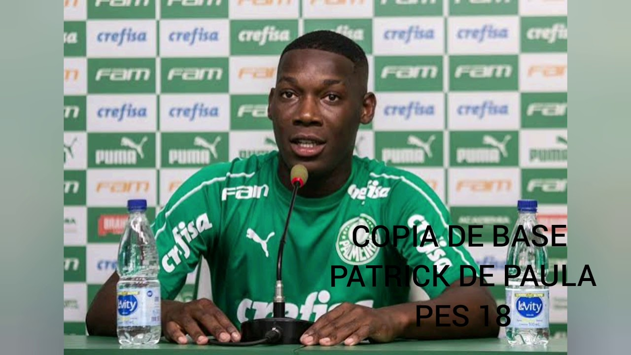 Copia De Base Patrick De Paula Pes 18 Youtube