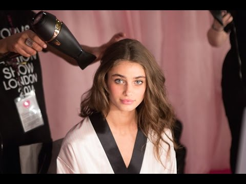 The 2014 Victorias Secret Fashion Show Beauty Look