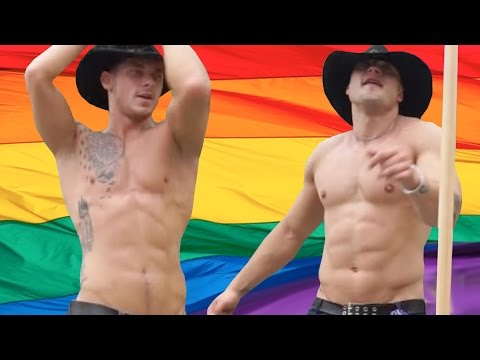 LOS ANGELES GAY PRIDE 2016