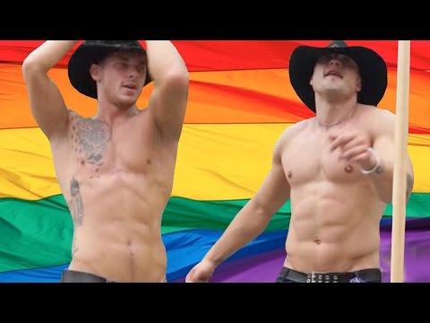 LOS ANGELES GAY PRIDE 2016