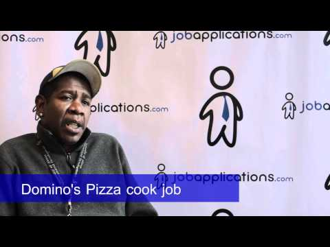 Domino's Pizza Interview – Cook