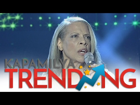 Patti Austin performs live on It's Showtime