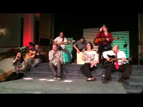 Acoustic Christmas Medley | Center Point Church | Best Acoustic Christmas Music Medley