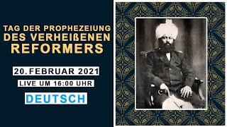 Tag der Prophezeiung des Verheißenen Reformers