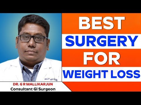 Treatment of Obesity & Weight loss | Bariatric Surgery Procedures | Best Weight Loss Surgery for You