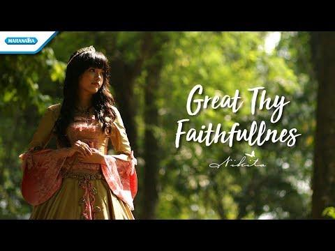 Nikita - Great Is Thy Faithfullnes (Video Lyric)