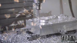 TITAN Demos Autodesk Fusion 360 - Epic CNC Machining
