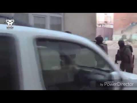 Kapiyi Tek Yumrukla acan Polis (Teskilat Tv)  (Bozkurt caps yalniz degildir)