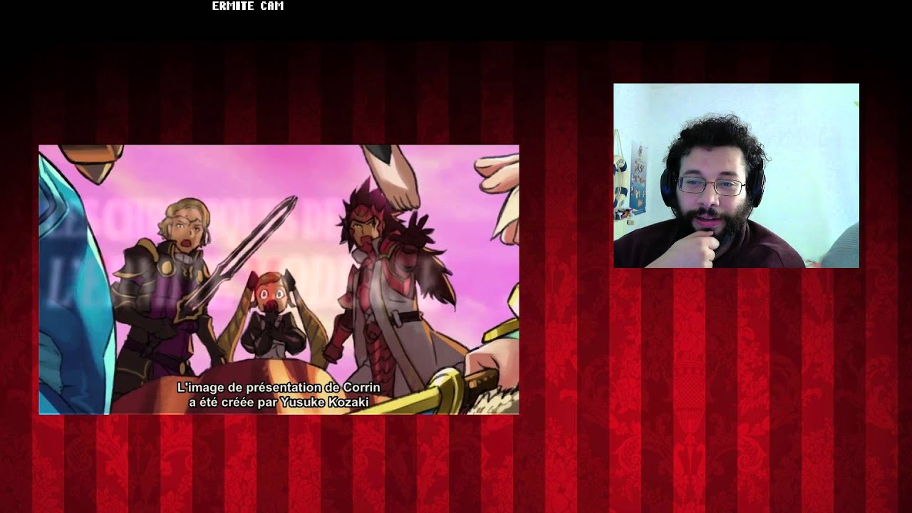 Ermite réagit au Smash Bros. Direct Final ! [15/12/2015]