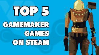 Top 5 Game Maker Games On Steam