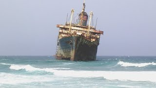 MYSTERIOUS Abandoned Ships!