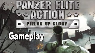 Panzer Elite Action: Fields of Glory Gameplay (PC HD)
