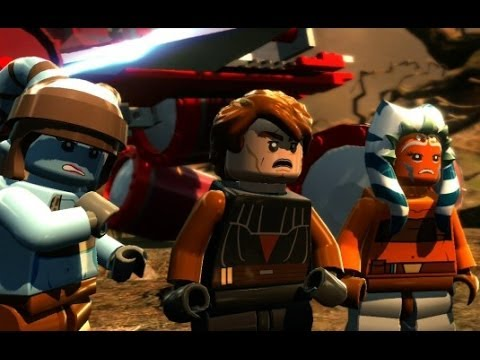 LEGO Star Wars III: The Clone Wars - 100% Guide #5 - Defenders of Peace (All Minikits)