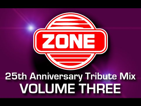 Zone 25th Anniversary Tribute Mix Vol 3 Pagoda Mill Dance Factory D J Wozzer