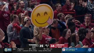 Arkansas vs. Vanderbilt 2/5/2019