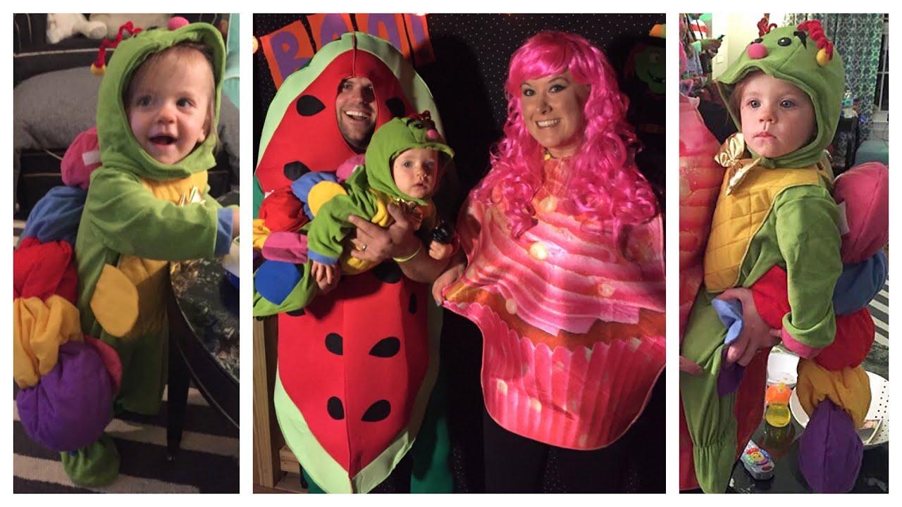 family halloween costume contest! - youtube