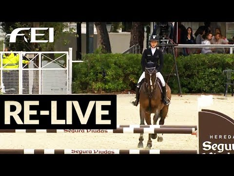 RE-LIVE | Longines Cup of the City of Barcelona | CSIO Barcelona