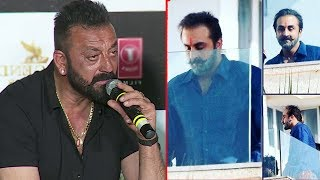 Sanjay Dutt's Reaction On His Own Biopic
