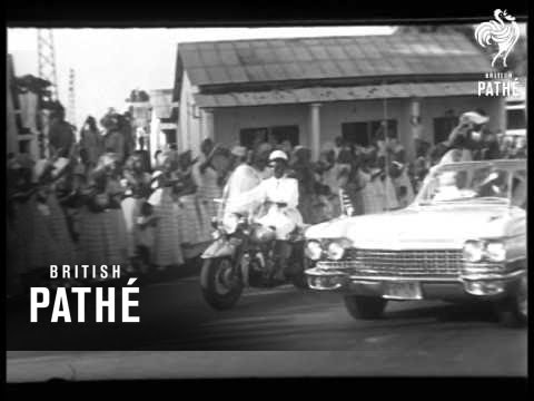 Liberian Independence (1962)