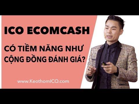 [Keothomico.com] ECOMCASH  ICO Có Thực Sự Tiềm Năng Như Cộng Đồng Mạng Đánh Giá-Lending 50%/tháng