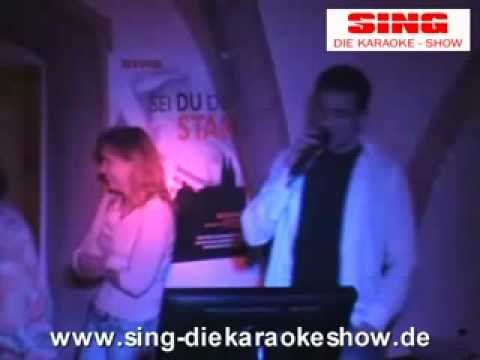 Matthias - Toby Keith - I Love This Bar - Karaoke/Regensburg.mp4