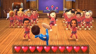 Wii Party U - Dojo Domination (Master Difficulty) #4