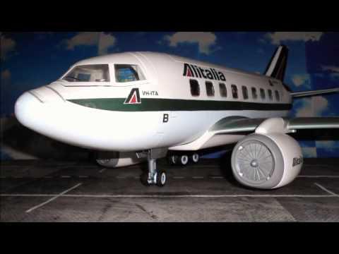 """PLAYMOBIL AIRPORT ITALIA - IL """"DIETRO LE QUINTE"""""""