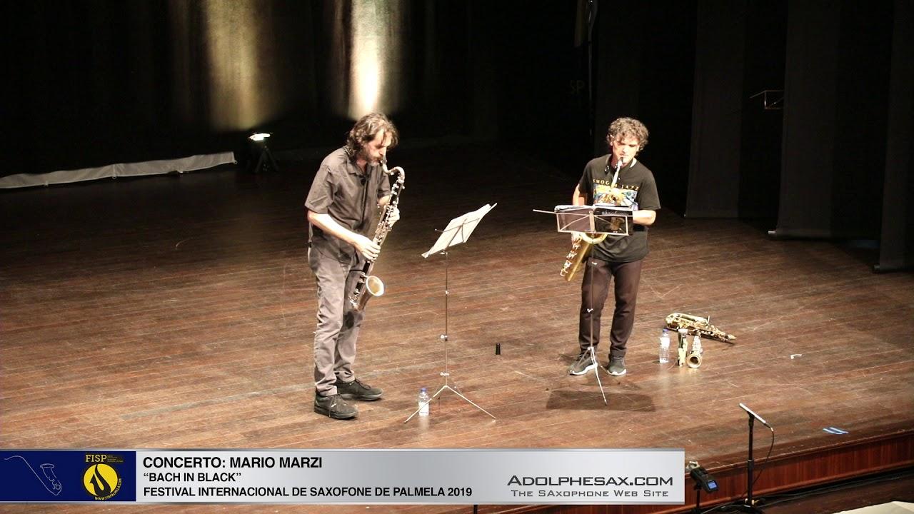 FISPalmela 2019 - Mario Marzi & Achille Succi - Bach in black II