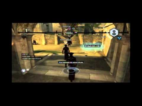 Assassin's Creed Brotherhood Game Play:  The Come Back  
