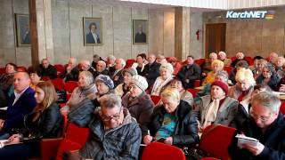 Керченские ветераны и пенсионеры проверили городские больницы на качество обслуживания
