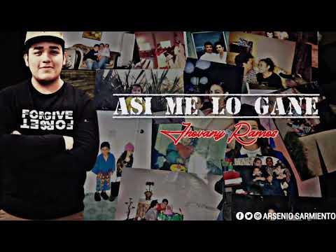 (Letra) Asi Me Lo Gane - Jhovany Ramos (Video Oficial) (Banda 2019)