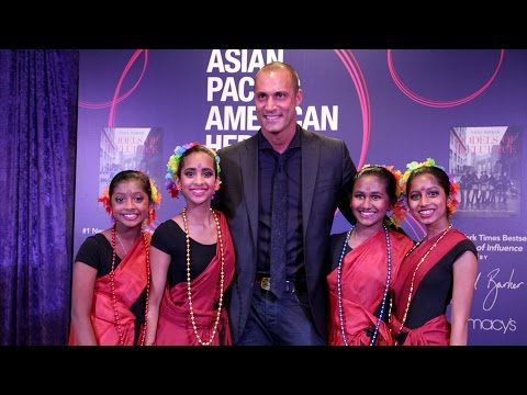Asian Pacific American Heritage Month Celebration with Nigel Barker