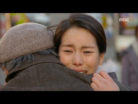 Windy Mipoong 불어라 미풍아 50회  Heebong reunited jiyeon & Il Hwa 20170218