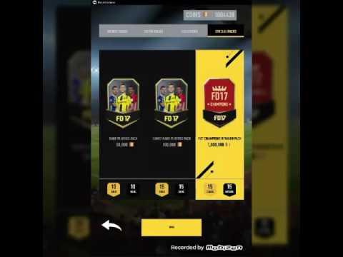 Fifa 17 fut draft simulator #1