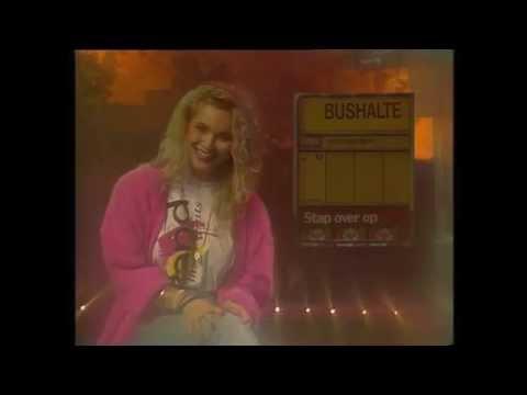 Bart de Graaff en Tatjana Simic - Dom van me 1989 HD