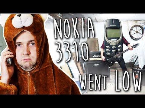 Nokia 3310 tones went METAL