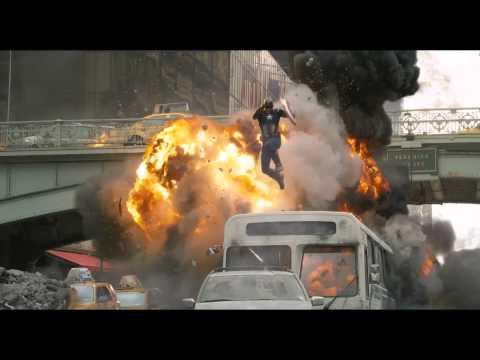 (NEW) Marvels The Avengers - Extended Super Bowl XLVI Tv Spot Trailer (1080p HD) 2012