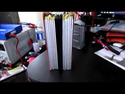 15000mAh blue lithium battery part 2