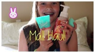 Summer Mall Haul! Thumbnail
