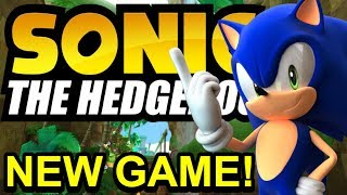 New Sonic Game CONFIRMED for SXSW 2018! - NewSuperChris