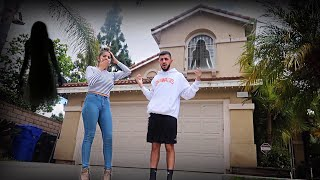 EXPLORING THE HAUNTED HOUSE! *GHOST ACTIVITY*